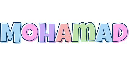 Mohamad pastel logo