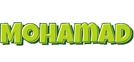 Mohamad summer logo
