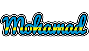 Mohamad sweden logo