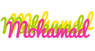 Mohamad sweets logo