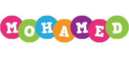 Mohamed friends logo