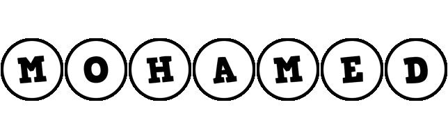 Mohamed handy logo