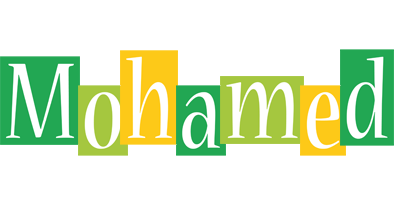 Mohamed lemonade logo
