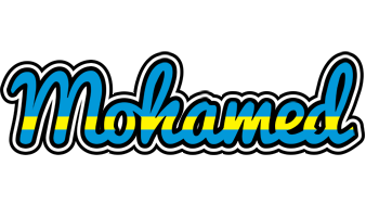 Mohamed sweden logo