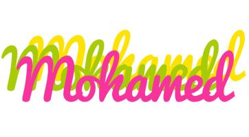 Mohamed sweets logo