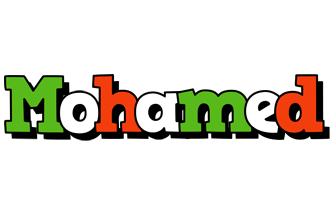 Mohamed venezia logo