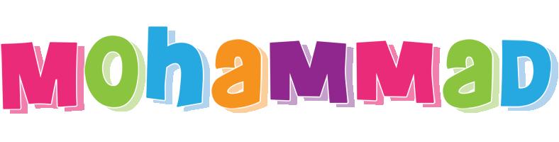 Mohammad friday logo