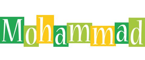 Mohammad lemonade logo
