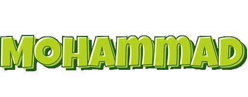 Mohammad summer logo