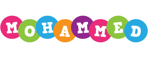 Mohammed friends logo