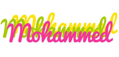 Mohammed sweets logo
