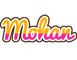 Mohan smoothie logo