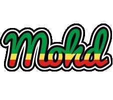 Mohd african logo