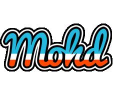 Mohd america logo