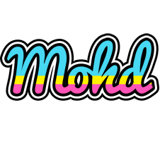 Mohd circus logo