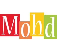 Mohd colors logo