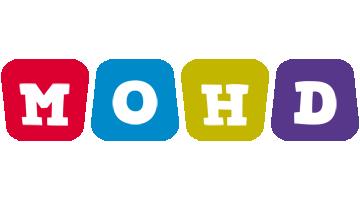 Mohd daycare logo