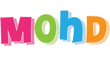 Mohd friday logo