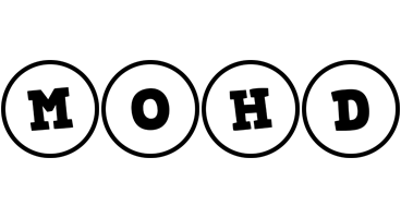 Mohd handy logo