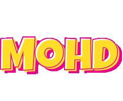 Mohd kaboom logo