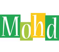 Mohd lemonade logo