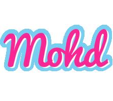 Mohd popstar logo