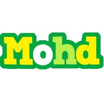 Mohd soccer logo