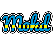 Mohd sweden logo