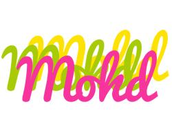 Mohd sweets logo