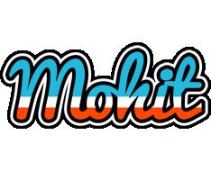 Mohit america logo