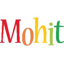 Mohit birthday logo
