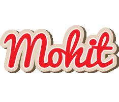 Mohit chocolate logo