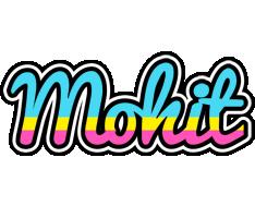 Mohit circus logo