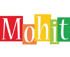 Mohit colors logo