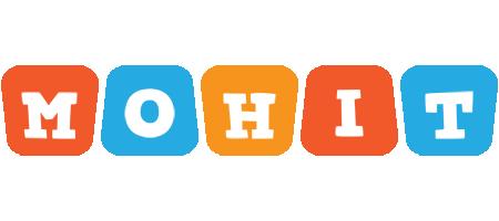 Mohit comics logo