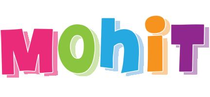 Mohit friday logo