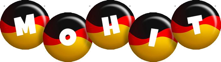 Mohit german logo