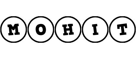 Mohit handy logo