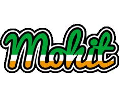 Mohit ireland logo