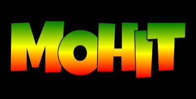 Mohit mango logo