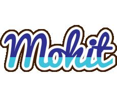 Mohit raining logo