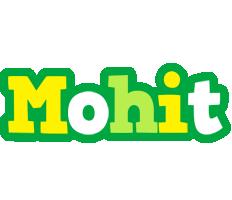 Mohit soccer logo