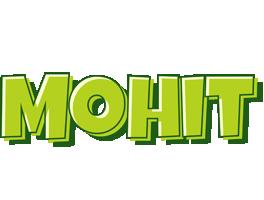 Mohit summer logo