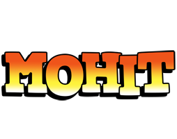 Mohit sunset logo
