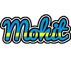 Mohit sweden logo