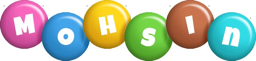 Mohsin candy logo