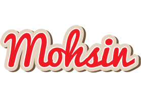 Mohsin chocolate logo