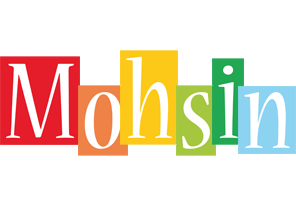 Mohsin colors logo