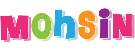 Mohsin friday logo