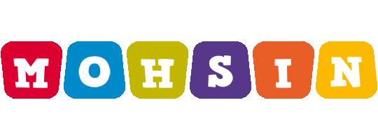 Mohsin kiddo logo